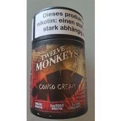 Twelve Monkey Congo Cream E-Liquid