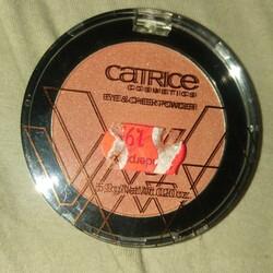 Catrice Vinyl vs. Velvet Eye & Cheek Lidschatten  Nr. C01 - Vinyl Tailorange