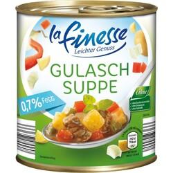 la finesse - GULASCH-SUPPE  (0,7% Fett)