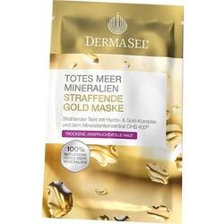 DERMASEL Straffende Maske Gold