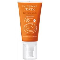 AVENE Sonnencreme SPF 50+ ohne Duftstoffe