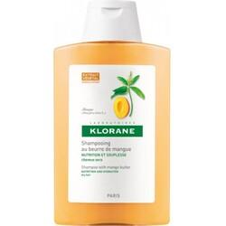 KLORANE Mangobutter Shampoo, 400 ml