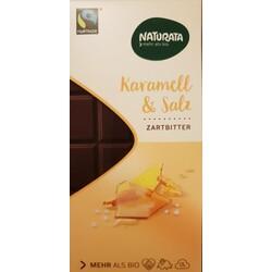 Naturata - Chocolat Caramel-Sel