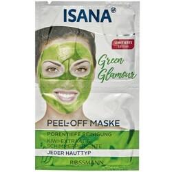 ISANA Green Glamour Peel-Off Maske
