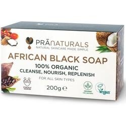 Pranaturals African Black Soap