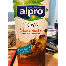 Alpro Sojadrink Macchiato