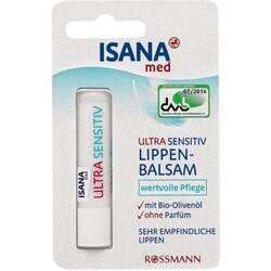 ISANA MED Lippenpflege Ultra Sensitiv parfümfrei