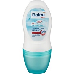 Balea Med Deo Roll-on ph 5,5 Hautneutral Balsam