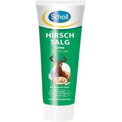 Scholl Hirschtalgcreme (Fusscrème & Fussgel  100ml)