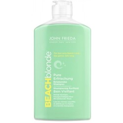 JOHN FRIEDA Beach Blonde Pure Erfrischung belebendes Shampoo