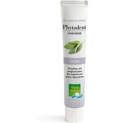 Phytodent Zahncreme Salbei