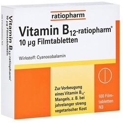 Vitamin B12 ratiopharm