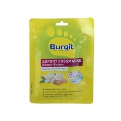 Burgit Sofort Fussmaske Einweg-Socken