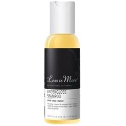 Less is more LINDENGLOSS SHAMPOO, für gefärbtes & strukturgeschädigtes Haar