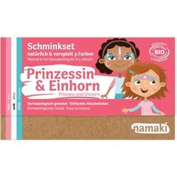 Namaki Schminkset Prinzessin und Schmetterling