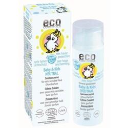 ECO COSMETICS Baby&Kids Sonnencr neut LSF 50