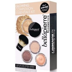 Bellapierre Glowing Complexion Essentials Kit - Medium