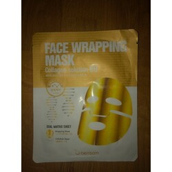 Face wrapping mask