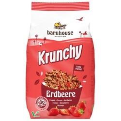 Krunchy Erdbeere (375g)