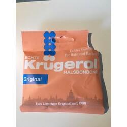 Krügerol - Halsbonbons