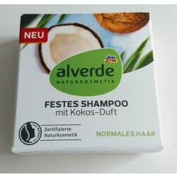 Alverde - Festes Shampoo mit Kokos