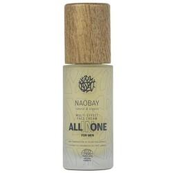 NAOBAY natural & organic Energetic Care Cream for Men
