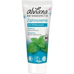 alviana Zahncreme Bio-Pfefferminze