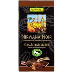 Rapunzel Schokolade 55% Noir Nirwana, 100 g