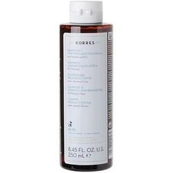 Korres natural products Shampoos Liquorice & Urtica Haarshampoo 250.0 ml