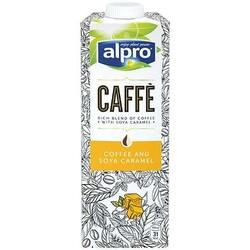 Alpro Caffe Soya and Caramel