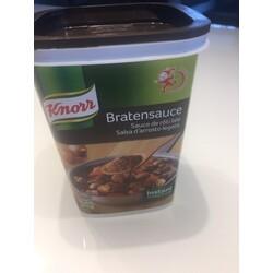 Knorr Bratensauce Instant Granulat (230g)