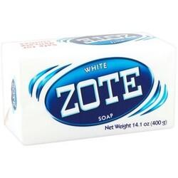 White Zote Soap