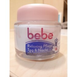 bebe young care relaxing care day&night cream