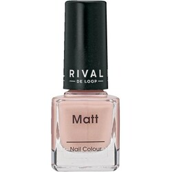 Rival de Loop matt nail colour 03 beige