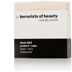 terrorists of beauty block 003 protect + calm