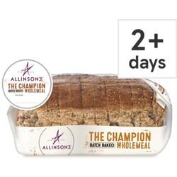 Allison's Champion Bread