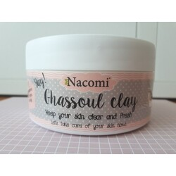 Nacomi Ghassoul clay