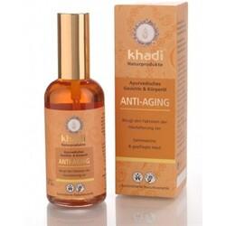 Khadi ayurvedisches Gesichts- & Körperöl Anti Aging