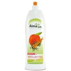 AlmaWin Spülmittel Sanddorn Mandarine