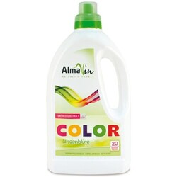 Almawin Color Flüssigwaschmittel Lindenblüte