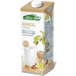 Allos Mandel Drink naturell