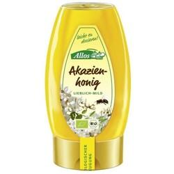 Allos Honig Akazien Spenderflasche, 6 x 250 ml