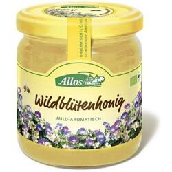 Bio Wildblütenhonig (500 g) von Allos
