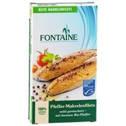 Fontaine Pfeffer-Makrelenfilets