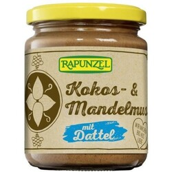 Rapunzel Bio Kokos-Mandelmus Glas 250 g