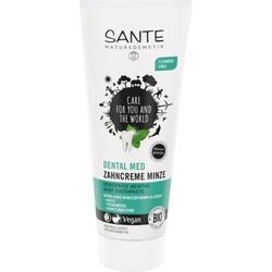 SANTE Naturkosmetik Dental Med Zahncreme Minze