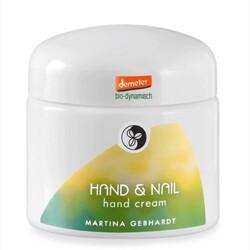 Martina Gebhardt Naturkosmetik Hand & Nail Cream (100 ml) von Martina Gebhardt Naturkosmetik