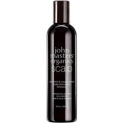 John Masters Organics Shampoo SPEARMINT & MEADOWSWEET SCALP - für feine Haare