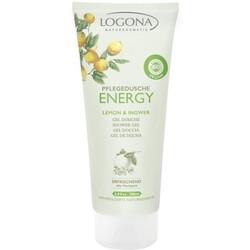 Logona Pflegedusche ENERGY Lemon & Ingwer