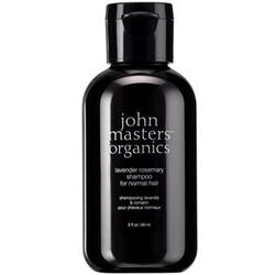 John Masters Organics Shampoo LAVENDER ROSMARY - für normales, feines & oelig...